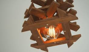 lighting wood. This DIY Wood Chandelier Has A Story, But I\u0027ll Spare You The Details And Just Tell This. I Wanted To Create Project That Required Several Half Lap Lighting