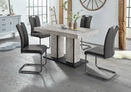 Essgruppe Rose G Bestehend Aus Einem Tisch Und 4 Stühlen 5