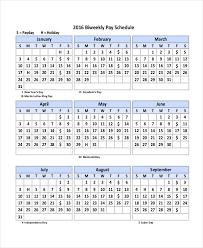 timesheet schedule payroll calendar template 10 free excel pdf document downloads