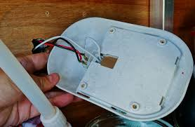 adding led lighting to my rv kitchen pantry basement lamp wiring · project schematic