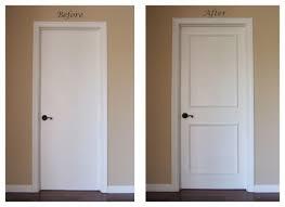 6 panel white interior doors. Popular Panel White Interior Doors With Door Trim Home Design Ideas 6