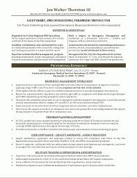 Chic Inspiration Emt Resume Examples 1 Free EMT - CV Resume Ideas