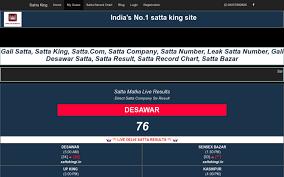 Satta King Record Chart Satta Record Chart Sattaking World Medium