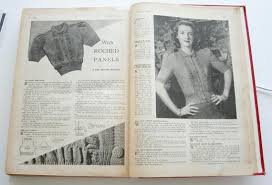 Vintage Knitting Patterns Magnificent How To Rework Vintage Knitting Patterns