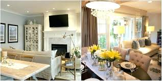 living room dining combo ideas and unique the best on paint