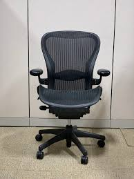 Aeron Office Chair Size Chart Task Chair Herman Miller Aeron Size C