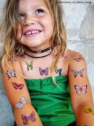детские тату 100 ярких идей на фото где купить и как сделать