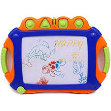 WISHTIME Magnetic Sketch Board Doodle Pro How to ... - Amazon.com