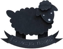 Resultado de imagen de oveja negra