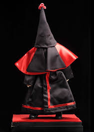 kkk doll smithsonian american art museum zoom