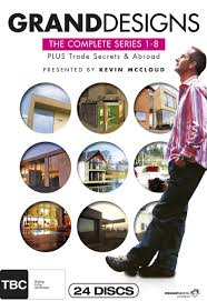 Grand Designs Dvd Complete Box Set Grand Designs The Complete Series 1 8 24 Disc Boxset