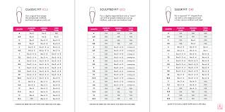 Russian Ballet Weight Chart Gm Fitting Info Gaynor Minden