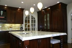 calacatta marble kitchen waterfall: calacatta marble countertops from benattar marble and granite