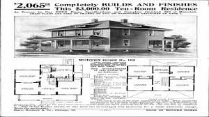 american foursquare sears pictures to pin on for american foursquare floor plans