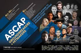 Its Official Ascap Members Wrote The Soundtrack To 2015
