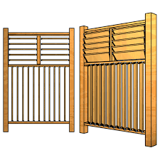 the home of the flex fence hardware kit