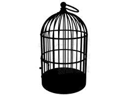 鳥かご002 シルエットサービス