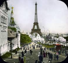 1900 <b>Paris World's</b> Fair in colors photos | Un jour de plus à <b>Paris</b>