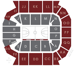 Aa Seating Chart Seating Charts Jqh Arena Missouri State University