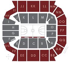 Seating Charts Jqh Arena Missouri State University