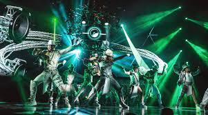 Michael Jackson One By Cirque Du Soleil Mandalay Bay