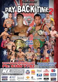 Ax Muay Thai / Kickboxing Forum - Pay Back Time 2 :: Jwp Vs Yod :: Oct  17th, 2010.