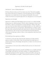 responsibilities of a good citizen essay the good of his country 2 pages experience is the best teacher speech