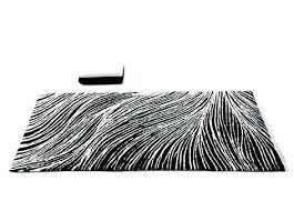 white and black bathroom rug amazing home design glamorous black and white bathroom rugs on creative