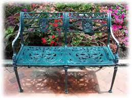 rod iron outdoor furniture. wrought iron bench rod iron outdoor furniture