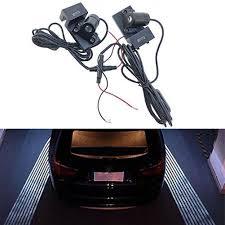 Angel Wings Light Car 37 99 2pcs 12 24v Shockproof Car Door Led Welcome Lights