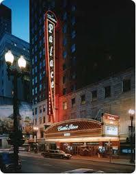 Cadillac Palace Theatre Chicago Illinois Seating Chart Cadillac Palace Theatre Theatre In Chicago
