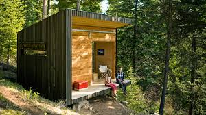 DIY small cabin retreat: $57K, including the land