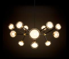 la chandelier by oggetti suspended lights