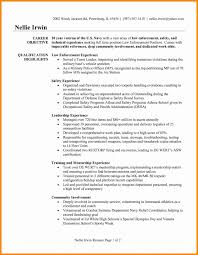 Military To Civilian Resume Template Luxury Veterans Service Ficer