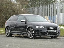 black audi 2010. used audi s3 quattro black edition 3 door hatchback 2010 petrol for sale in uk