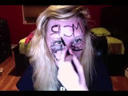 emo makeup tutorial 100 serious totally real