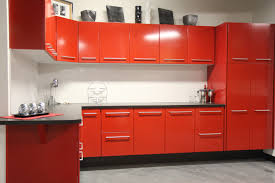 Red Kitchen Design Red Kitchen Cabinets Traditional Kitchen Design Kitchen Design