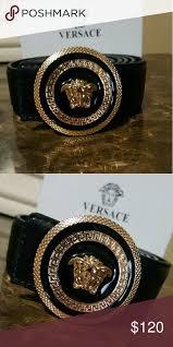 versace belt box. versace belt 110 obo comes with box bundle deals avalible! a