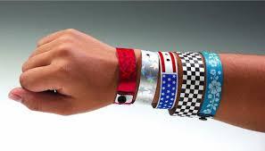 Как правильно выбрать контрольные браслеты Технологии печати Как правильно выбрать контрольные браслеты