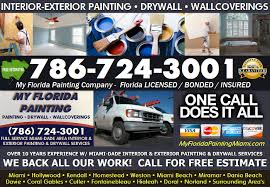 florida painting company painting drywall miami fl