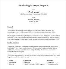 Sample Of Promotion Letter Job Promotion Proposal Template Henrycmartin Com