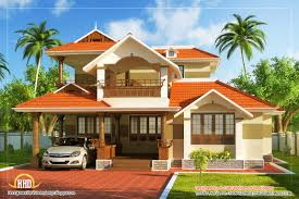 Kerala Style Traditional House - 186 Square meter (2000 Sq. Ft)- February