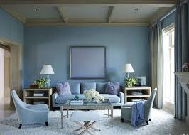 ocean pastel blue walls with light grey ceilings and light brown hardwood flooring pastel light