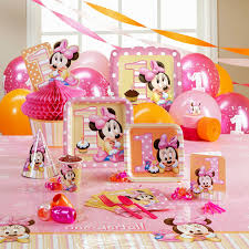 interesting baby girl first birthday decorations 33 in home