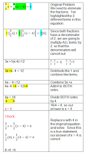 impressive basic rules of algebraic fractions also solving equations with fractions