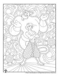 567x794 coloring page aladdin aladdin coloring pages craft. Disney Adult Coloring Pages Woo Jr Kids Activities