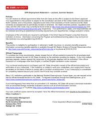 Draft Sample Appointment Letter 1 In Word And Pdf Formats Page 3 Of 4