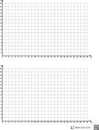Four Quadrant Graph Paper The Four Quadrants Of A Graph The