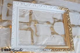 distressed vintage frames giddyupcycled 8