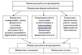 Основы организации финансовой работы на предприятии Содержание  контрольно аналитическая работа рисунок 1 1 10 с 19